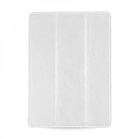 Кожаный чехол (книжка) TETDED для Apple iPad Air 2            Белый / White