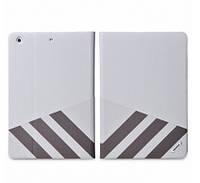 Кожаный чехол (книжка) Remax Parkour для Apple iPad mini (Retina)/Apple IPAD mini 3            Белый