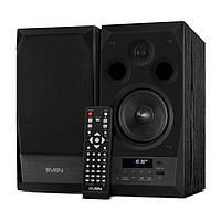 Колонки 2.0 SVEN MC-10 Bluetooth, чтение SD-карт, FM-радио