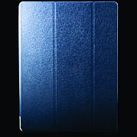 """Кожаный чехол-книжка TTX Elegant Series для Apple iPad Pro 12,9""""            Синий"""