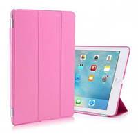 """Кожаный чехол-книжка TTX Elegant Series для Apple iPad Pro 9,7""""            Малиновый"""