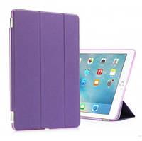"""Кожаный чехол-книжка TTX Elegant Series для Apple iPad Pro 9,7""""            Фиолетовый"""