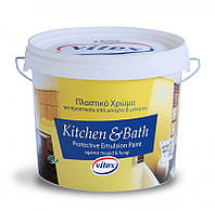 Краска для кухни и ванной комнаты Kitchen & Bath, 3л.