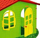 Детский игровой домик Garden House с террасой для детей складной, фото 2