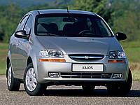Фара лев Lh Авео Т200 ( 2003-2008) для куз с поворот отдельно от фары