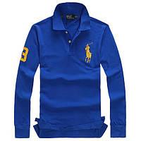 Ralph Lauren Polo мужская рубашка поло реглан ралф лорен поло купить в Украине., фото 1