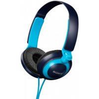 Наушники Sony MDR-XB200 Blue