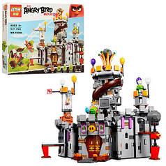 Конструктор Angry Birds 19006, 859 деталей, аналог Lego