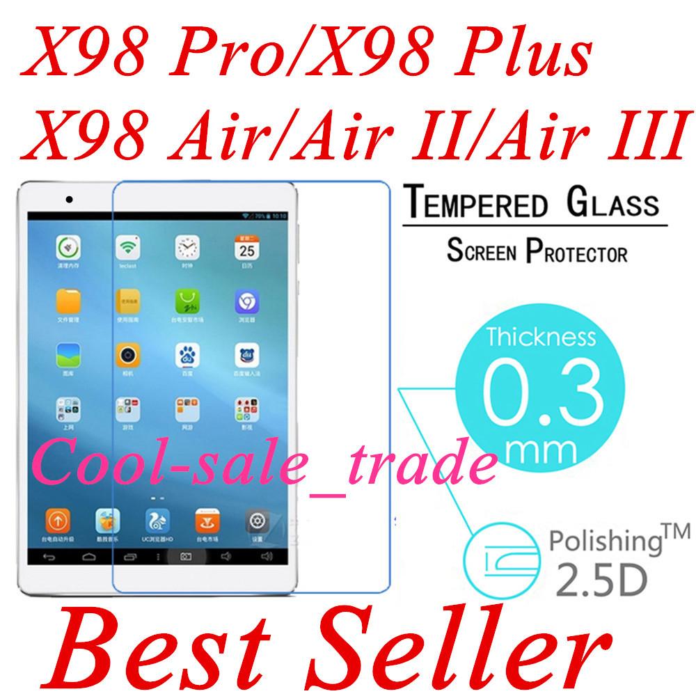 "Стекло защитное Для Teclast X98 Pro Plus/X98 Air II III 9.7 ""9 H 0.3 мм"