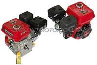 Двигатель мотоблока 168F (6,5Hp) (вал d 20мм, под резьбу) DAOTONG