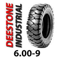 Шинокомплект 6.00-9 10PR DEESTONE D301 JS2