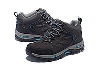 Мужские зимние ботинки кроссовки COLUMBIA m1678 в наличии, серые. РАЗМЕР 42-44