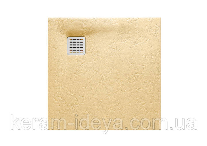 Поддон Roca Terran 900x900 песочный AP0338438401510
