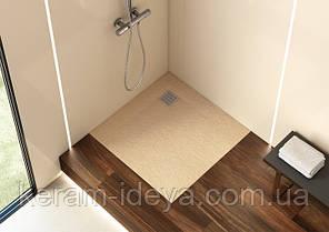 Поддон Roca Terran 900x900 песочный AP0338438401510, фото 2