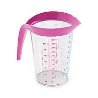 Мерный стакан Snips 1 л розовый