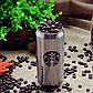 Термобанка Starbucks 500 мл металлическая, фото 6