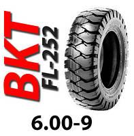 Шинокомплект 6.00-9 10PR BKT FL-252 JS2