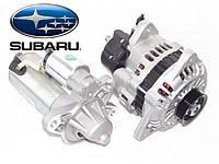 Стартер, генератор на Subaru (Субару). AS Poland - европейское качество новых запчастей.
