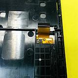 Дисплей для планшета Lenovo IdeaTab A1000 A1000F A1000L A2107A A5000 в рамці оригінал б/у, фото 2