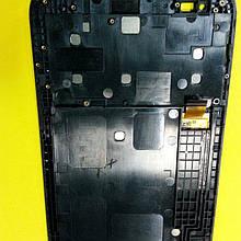 Дисплей для планшета Lenovo IdeaTab A1000 A1000F A1000L A2107A A5000 в рамке оригинал б/у