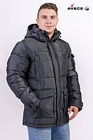 Куртка мужская Avecs AV-7342308 Dark Gray, фото 1