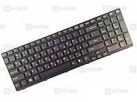 Оригинальная клавиатура для ноутбука Sony Vaio SVE1511S9R/B, SVE1511S9 series, rus, black