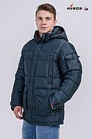 Куртка мужская Avecs AV-7342308 Gray-Blue Авекс Размеры 46 48 50