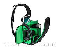 Сумка для камеры T-S8022 черный с зеленым