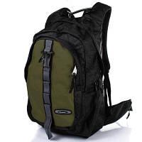 Рюкзак спортивный Onepolar Мужской рюкзак ONEPOLAR (ВАНПОЛАР) W919-green