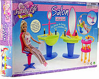 "Кукольная мебель Gloria 2919 ""Салон красоты"""