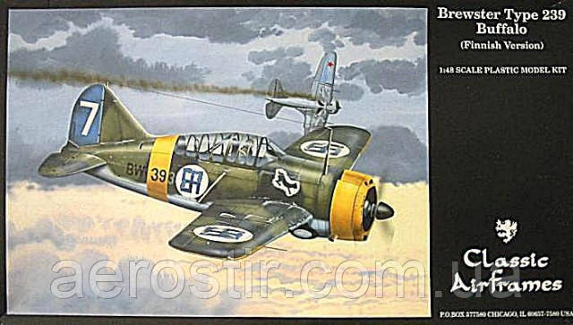 Brewster Type239 BUFFALO
