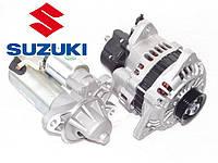 Стартер, генератор на Suzuki (Сузуки). AS Poland - европейское качество новых запчастей.