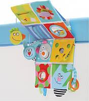 Развивающий центр для кроватки Веселые друзья Taf Toys свет, звук