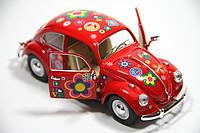 Машинка Kinsmart KT5057F 1967 Volkswagen Classical Beetle