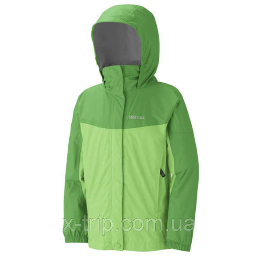 Непромокаемая куртка для девочки Marmot Girl's Precip Jacket детская