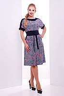 Женственное летнее платье Кристина