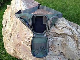 Сумка кобура для скрытого ношения короткоствольного оружия А32 A Line, фото 3