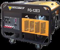 Бензогенератор Forte FG-12E3