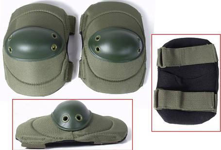 Налокотники защитные Olive, фото 2