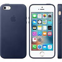 Чехол Apple Leather Case for iPhone 5,5S,SE