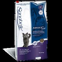 Sanabelle (Санабель) ADULT Ostrich - корм для взрослых кошек (мясо страуса), 0.4кг