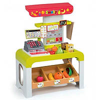Интерактивный Супермаркет с Кассой Super Store Smoby 24423