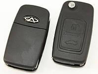 Chery - remote key 433Mhz 2 кнопки, ID40
