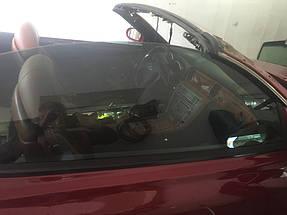 Замена лобового стекла и тонировка LEXUS кабриолет. 5