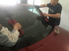 Замена лобового стекла и тонировка LEXUS кабриолет. 7