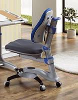Детское кресло Оксфорд KY-618 BGF Blue-grey fabric