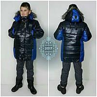 Распродажа! Зимняя куртка мальчика