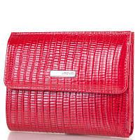 Маленький женский кошелек KARYA SHI1065-1LAZ красный