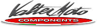 Отбойники Valter Moto Honda PT09 04 красный, арт. PT0904