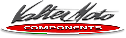 Отбойники Valter Moto Kawasaki PTS15 00 Kit parat.Nylon Z1000 03-05 nero